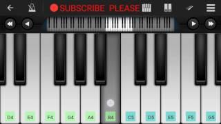 Video Chahun Main Ya Na Piano Tutorial || Arijit Singh || Aashiqui 2 || - Mobile Perfect Piano Tutorial MP3, 3GP, MP4, WEBM, AVI, FLV Juli 2018