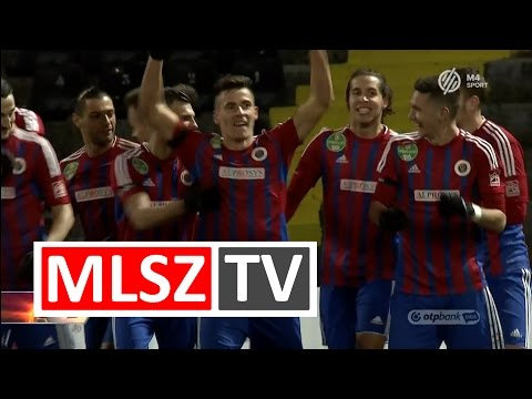 18. forduló: Vasas - DVTK 3-0 (0-0)