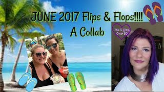 June 2017 Flips & Flops (Faves & Hates) Collab with Stephanie Vanderwaag & Annabelle Marie💜I'm out of the country; It may take me a bit to respond to comments!!!!!!💜Hi, Everyone!For June 2017 flips and flops, we were actually able to record together and share our faves and hates. Please stop by my girls' channels and see what they have for their June 2017 Flips and Flops!xoxo💋MarleneMy Girls: Annabelle Marie: http://bit.ly/2tBhucCStephanie Vanderwaag: http://bit.ly/2uzBzgm💞Visit the fabulous ladies on YouTube:http://ohcarolshow.blogspot.com/💞💞How I save money:eBates: https://www.ebates.com/r/THOMPS3547?eeid=28187 (we'll both receive a gift card for signing up)DiscountCodes: I do not receive any monetary compensation if you use my codes. This is just a savings for you.💜SqHair Bands: MARLENE OR MARLENE6 (both codes will work and good until September 30, 2017; $3.99 off a $20 or more order) https://sqhairbands.com/💜American Culture Pure Blends Shampoo & Conditioner (Use my code MARTHOM25 to save 25%)http://bit.ly/2oW5NXZ▶💄For New Creators:Sub4Sub: Is Sub For Sub Good or Bad?http://bit.ly/2paWckN💜If you love art, stop by my brother's (William Braemer) art gallery in Miami! This video includes a bit of footage from our beautiful Miami!Art Fusion Galleries: ( Luminescent Infusion Opening Night Event, April 26) http://bit.ly/2qeumBu📧Business Inquiries: fabglam50@gmail.com📧📧📧📧📧📧📧📧📧📧📧📧📧📧📧📧📧📧📧📧📧📧📧📧Send Me A Postcard Fab and Glam Over 50125 E Merritt Island CausewaySte 107   #270Merritt Island, Fl 32952💜💜FTC: I receive a few pennies when you click on the magiclinks below. There will NO additional charges to your purchase(s). I added a discount code of $3.50 for some products. Use if you like; this is a discount for you. I'm not certain how long it will last.💜What I'm Wearing:😍Top: StitchFix: http://bit.ly/2svele6😍Earrings: H&M💜Products Mentioned: 💜L'Oreal Infallible Paints Eyeshadowhttp://go.magik.ly/ml/5dx6/💜BECCA Aqua Luminous Perfecting Concealer: http://go.magik.ly/ml/3cyj