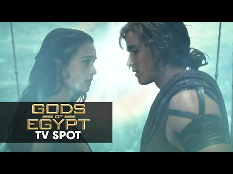 Gods of Egypt (TV Spot 'Believe')
