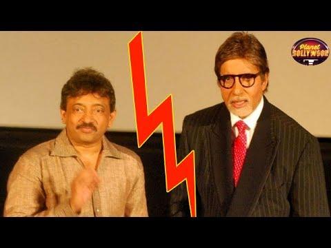 Amitabh Bachchan–Ram Gopal Varma Relationship Ge