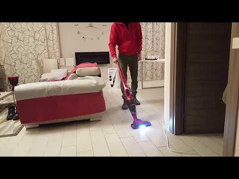 Vacuum cleaner ASMR - suono aspirapolvere