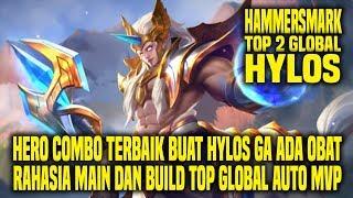 Video Hal Yang Gw Pelajari Dari Top 2 Global HYLOS HAMMERSMARK • Mobile Legends Indonesia MP3, 3GP, MP4, WEBM, AVI, FLV November 2018
