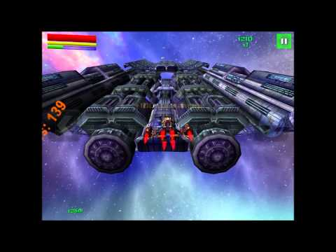Video of Galactic Run
