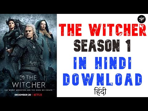Download The Witcher Season-01 complete Dual Audio(Hindi and English) 1080p(FullHD)