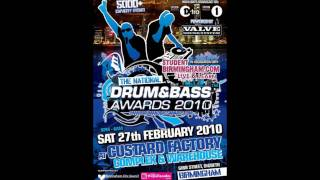 Sub Focus @ Drum & Bass Awards 2010