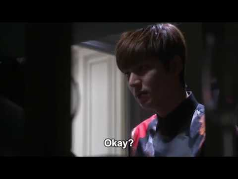 Heirs Ep 16 Eng Sub Tan and Eun sang KISSING! (видео)