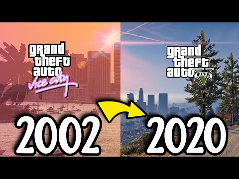 TIME TRAVELLING TO VICE CITY IN GTA 5 [Hindi]