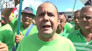 Piden castigo para los corruptos en Marcha Verde de Santiago
