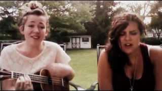 Everybody Talks Cover - Maddie & Julia
