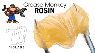 710 Labs Grease Monkey Live Rosin: Terpy Tuesday Ep. 56 by The Cannabis Connoisseur Connection 420