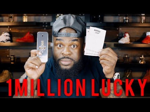 Paco Rabanne 1 Million Lucky (Unboxing & First Impressions) (2018)