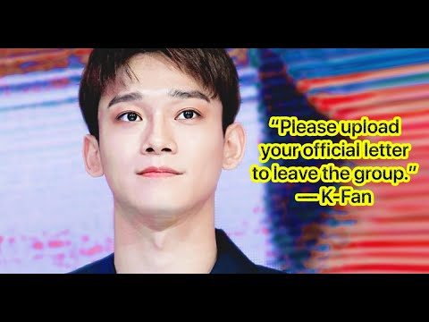 "Korean Fans Demand Chen To Leave EXO After Feeling ""Betrayed"" By His Marriage News"