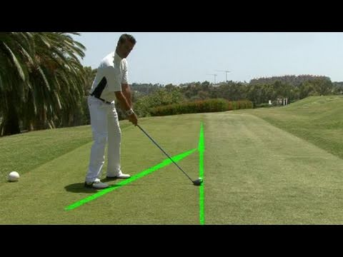 4 Most Common Golf Set-Up Mistakes