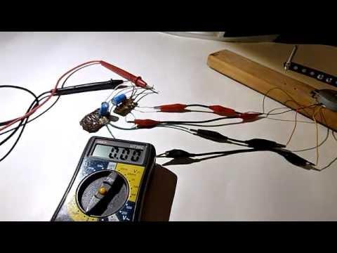 Ветрогенератор из принтера