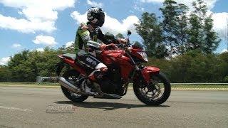 6. Honda CB 500F no Moto+