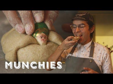 How To Make Vegan Pan de Muerto