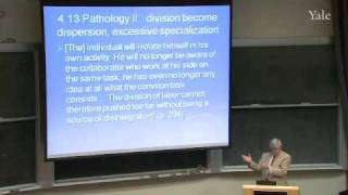 23. Durkheim's Theory Of Anomie