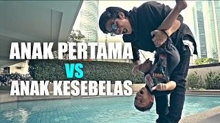 Video Anak PERTAMA VS Anak KESEBELAS - AKSI 112 GenHalilintar #BrotherHood #PART2 MP3, 3GP, MP4, WEBM, AVI, FLV Mei 2019