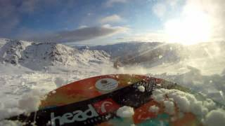 Roldal Norway  City new picture : Offpiste Røldal, Norway (GoPro)