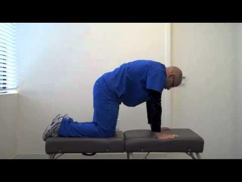 La hernia intervertebral del departamento de pecho de la columna vertebral como curar