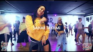 "GBG Dance Festival - Twisted Feet Summercamp 2017 Juls Ft Not3s x Kojo Funds,Eugy - Bad / "" Choreography by Sahar Taklimi ..."