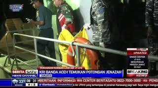 Video TNI AL Temukan Baju dan Potongan Jenazah Korban Lion Air MP3, 3GP, MP4, WEBM, AVI, FLV November 2018