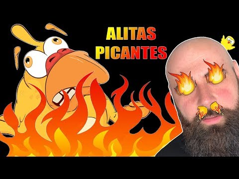 Alitas Picantes | Hot Wings | Buffalo Wings - Fáciles y rápidas !!