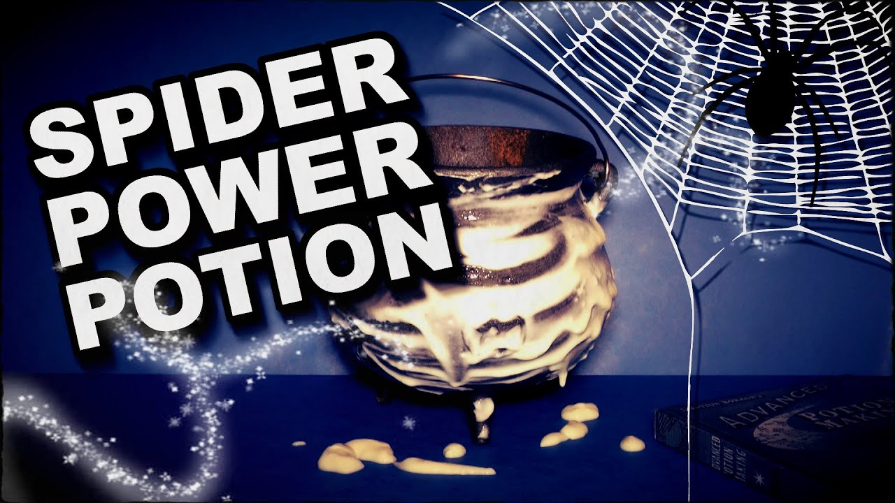 How To Make A Potion To Get Spider Powers