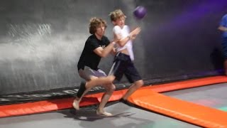 I Used Him As A Shield In Dodgeball