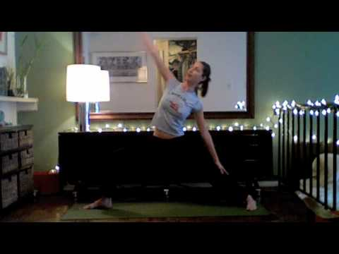 Holiday Weight Loss Yoga with Tara Stiles (видео)