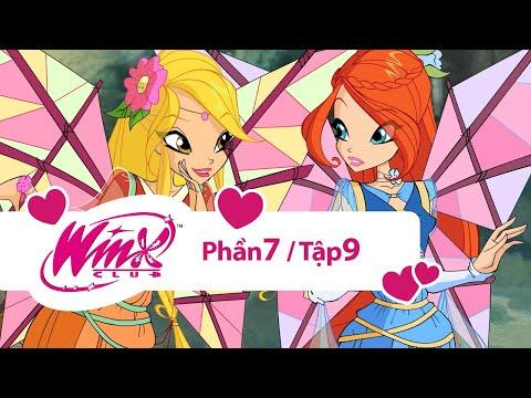 Winx Club - Winx Club - Winx Công chúa phép thuật - Phần 7 Tập 9 [trọn bộ] - Thời lượng: 22 phút.