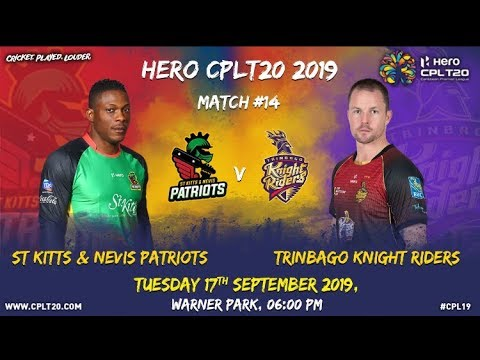 Match 14 Highlights | #SKPvTKR | #CPL19