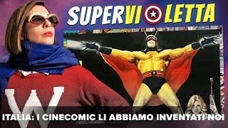 Video In Italia facciamo Cinecomic dal 1966! #SuperVioletta MP3, 3GP, MP4, WEBM, AVI, FLV Mei 2017