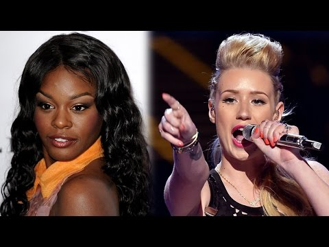 Iggy Azalea Fires Back at Azealia Banks for Racism & Pee Threats!