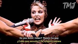 Letra Traducida Red Blooded Woman de Kylie Minogue