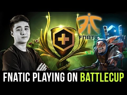 Best Meepo Player Abed In Battle Cup with Fnatic, Dota Plus 7.11 - Dota 2