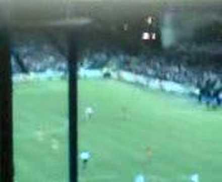 Barmby VS Sheffield Wednesday