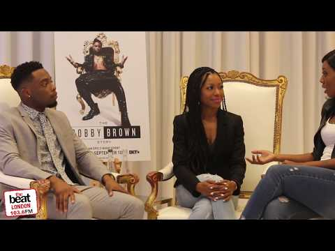 THE BOBBY BROWN MOVIE: WOODY MCCLAIN | GABRIELLE DENNIS|  With Leah Charles King