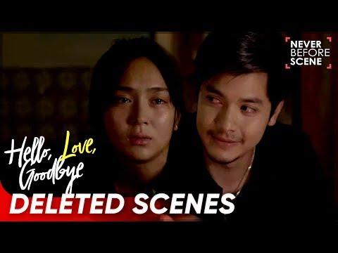 'Hello, Love, Goodbye' Deleted Scenes | Never Before Scene