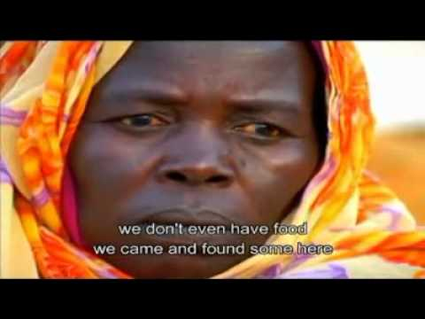 STOP THE VIOLENCE IN DARFUR