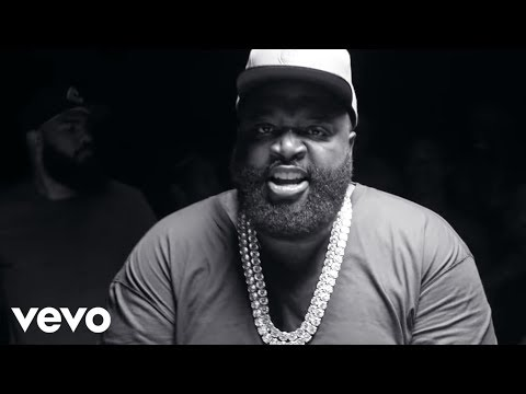Rick Ross - 'Hold Me Back'