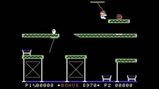 Sammy Lightfoot: Skill 2 (Colecovision Emulated) by ed1475