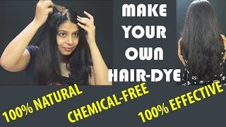 Video DIY NATURAL COFFEE  HAIR DYE | GET RID OF GREY HAIR PERMANENTLY MP3, 3GP, MP4, WEBM, AVI, FLV Agustus 2018