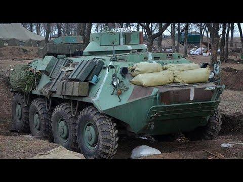 Ukrayna: 'Rus tankları ve askerleri sınırlarımızdan girdi'