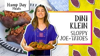 Sweet & Sloppy Joe-Tatoes | Hump Day Meals-Dini Klein by Tastemade