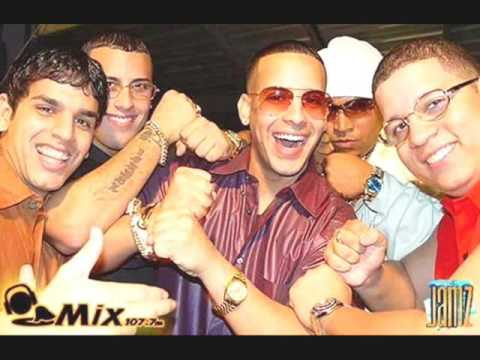 Daddy Yankee Tra Tra (hector Y Tito, Don Omar, Guanabanas, Mexicano, Notty Play, Johnny Prez)