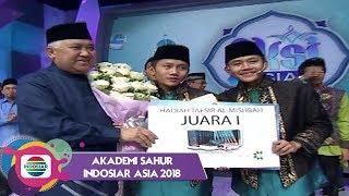 Video Inilah Juara Aksi Asia 2018 MP3, 3GP, MP4, WEBM, AVI, FLV Juni 2018