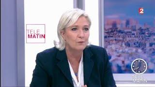 Video Les 4 vérités - Marine Le Pen MP3, 3GP, MP4, WEBM, AVI, FLV Juli 2017