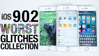 iOS 9.0.2 Glitches & Bugs Collection - More Cool Glitches in iOS 9, ios 9, ios, iphone, ios 9 ra mat
